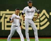 阪神森友哉(左).275 15本60打点