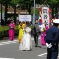 2013年横浜開港記念みなと祭国際仮装行列第61回ザよこはまパレード その26(NPO韓国民団農業隊と在日韓国青年会)