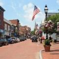 Bãi biển, Baltimore và lịch sử thuộc địa ở Maryland