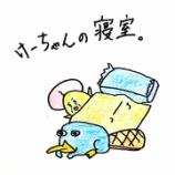 『😼けーちゃんの寝室😼』の画像