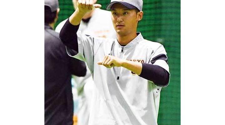 巨人・ドラ1吉川尚輝  2軍58試合 .249(193-48) 1本 18打点