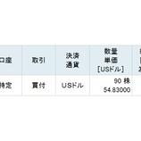 『【VZ】不人気優良株のベライゾンを50万円分買い増しました。』の画像