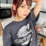 『[イコラブ] 大場花菜「インナーカラー しゅきぴ?♡」』の画像