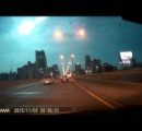 またもタイに隕石落下か?夜空に謎の発光体出現(2015年11月2日撮影の動画あり)