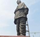 世界一高い像公開へ、182メートル  インド独立闘士敬う