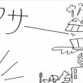 有田川ダム上 河川状況7/9のアサー!