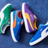 『PUMA SUEDE TEAMS NBAの人気チームを象徴する4つのカラーが登場』の画像