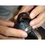 『DSGシフトノブのトリガーボタン』の画像