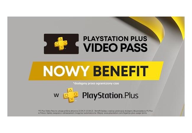 ソニー新サービス「PlayStation Plus Video Pass」を正式に発表!!