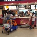 『ウマー!!台湾マクドの高級路線バーガー』の画像
