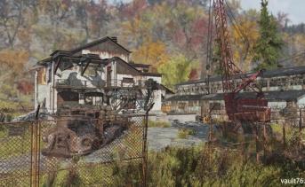 ギルマン製材所(Gilman lumber mill)