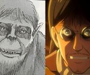 【説】猿=グリシャ。父グリシャは未来から来た説