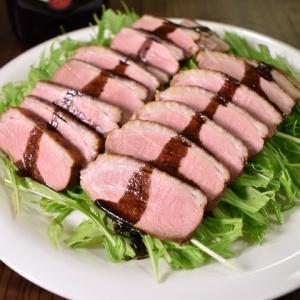 ため息が出るほど美味しい♪鴨肉の燻製ロースト