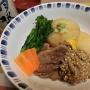 鴨大根そばの実餡かけの作り方。 鴨肉のレシピ