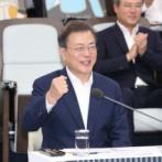 文在寅「日本とは違う道を歩む…日本の輸出規制以降、1件の生産支障もなく危機を克服」=韓国の反応
