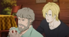 【BANANA FISH】第6話 感想 アッシュの故郷と不器用な親子