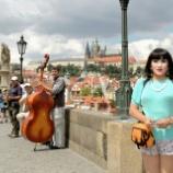 『【留美子讃歌 33】プラハ旅行と清少納言』の画像