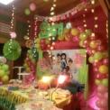 セイラちゃんの誕生会