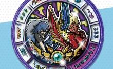 妖怪ウォッチバスターズ2 エンマ&カイラ(ソードVer)のQRコードだニャン!
