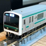 『マイクロエース E501系登場時 入線!』の画像