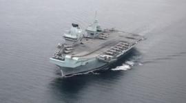 【韓国】文在寅、英首相に「軽空母」言及…「技術協力拡大に希望」