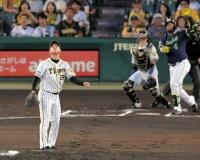 【阪神】高橋遥が初回に3失点。涙の前回登板から中5日のマウンド。