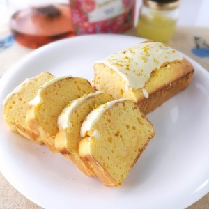 爽やかな香りと濃厚な甘さ♪レモンチョコケーキ