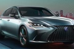 レクサス、新型「ES300h」10月24日発売予定、FFビッグセダン