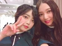【欅坂46】 平手友梨奈と佐藤詩織のツーショットが強い(画像あり)