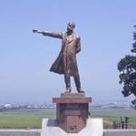 北海道大学構内の畑からジャガイモが盗まれる…