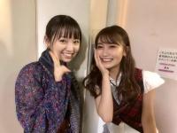 【元欅坂46】今泉佑唯、AKB48劇場で小嶋真子の卒業公演を観覧wwwwwwww