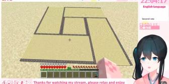 【にじさんじ】若女将がマイクラで作成した畳が普通にすごい件