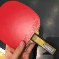 【夢の合体ペンホルダー】中ペングリップと日本式グリップを選べるラケット?勝つためにユニークなペンラケットを作りだす!!地元市原の用具研究家から♪