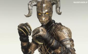Xarna Female Deathclaw Mutant