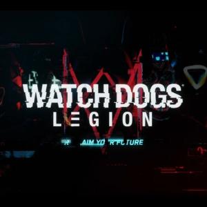 『シリーズ最新作『ウォッチドッグス レギオン』発表!!』の画像
