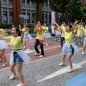 2018年横浜開港記念みなと祭国際仮装行列第66回ザよこはまパレード その62(横浜薬科大学)