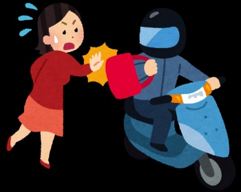 大阪・富田林市で自動車会社社長の700万円入ったバッグが自転車に乗った男にひったくられる
