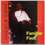 『Echo Minott「Familiar Face」』の画像