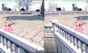 マビノギのグラフィックは3D設定しだいで劇的に変わる