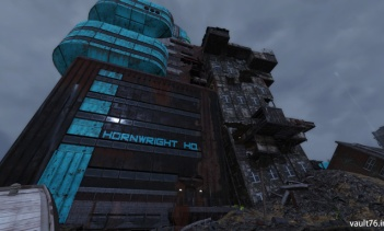 ホーンライト・インダストリアル本社(Hornwright Industrial headquarters)