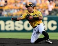 【阪神】ソラーテ、二塁で好守備!前夜は遊撃で2失策