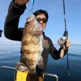 『2月 4日 釣果 スロージギング』の画像
