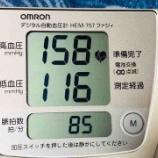 『最近、異様に血圧が高い』の画像