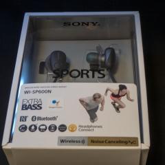 SONY WI-SP600Nを購入