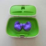 『既成耳栓が合わない方へ「オーダーメイド耳栓」安眠・射撃・聴覚保護』の画像