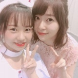 NMB48研究生の本郷柚巴が指原莉乃と2ショット