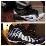 『Nike Foamposite One & Penny 6 Shapie  Pack』の画像