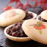 『◇秋の京菓子十撰◇ 四季の情景を描写した美しい和菓子「四季最中」【高野屋貞広】』の画像