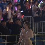 『【乃木坂46】アンダラを観に来ていたにラフレクランが中継で見切れててワロタwwwwww』の画像