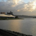 『宍道湖落日』の画像